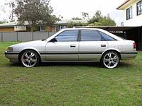 Лобовое стекло Mazda 626 Coupe/Hatchback (1988-1992), фото 1