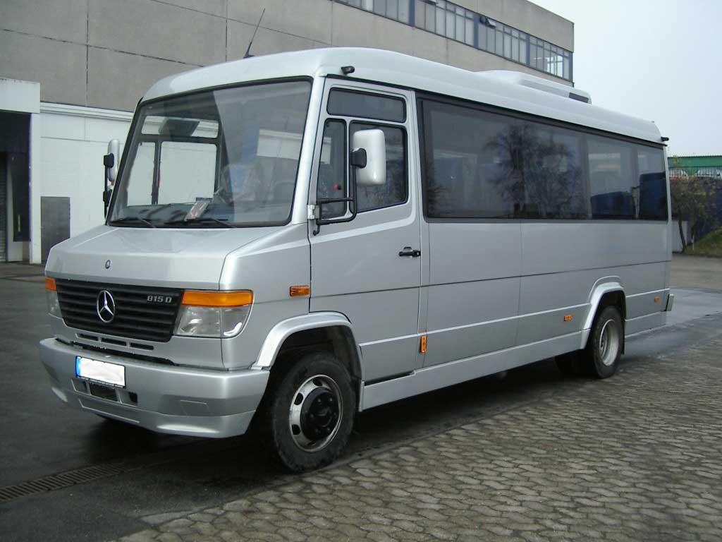 Лобовое стекло Mercedes 507-609-670-709-811/LN670 (REX) (высокий) (1986-1996), фото 1