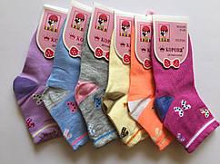 Детские носки девочка 31-36