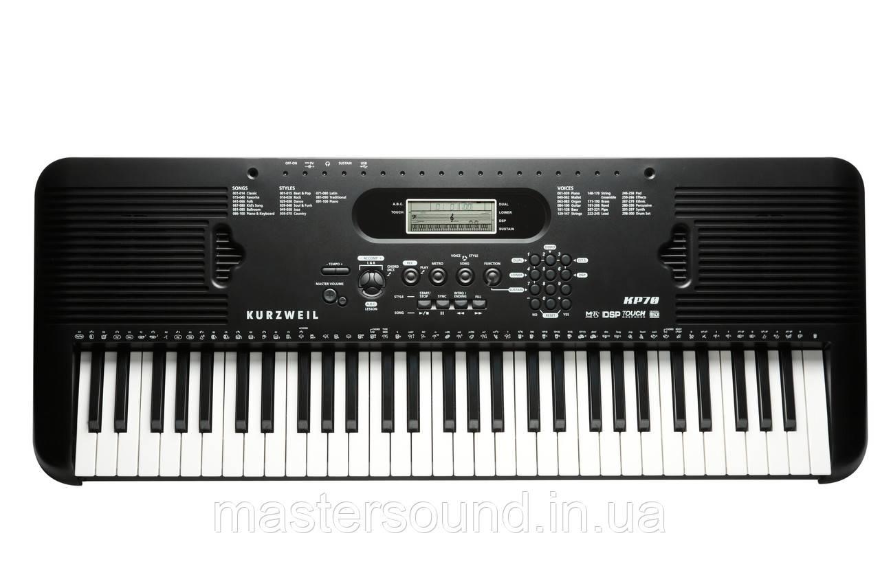Синтезатор Kurzweil KP-70