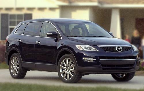 Лобовое стекло Mazda CX-9 (2007-), фото 1
