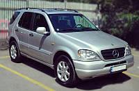 Лобовое стекло Mercedes M-Class(W163) (1998-2005), фото 1