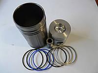 Гильза, поршень комплект на двигатель Zetor 1404, 7201, 5201, 6901