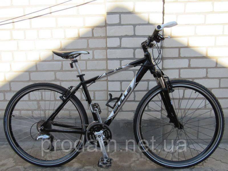 Велосипед Bulls comp 4.8 (Shimano Deore, XT)