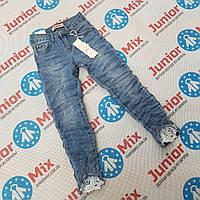 Оптом подростковые джинсы для девочек Dream Girl