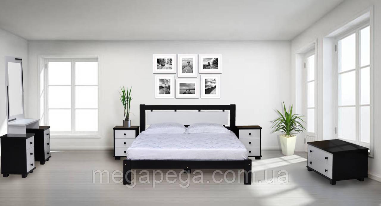 Спальня Эрика деревянная