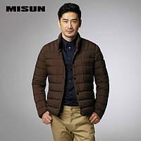 Куртка, тонкий пуховик (силикон)  весна-осень,  большой размер и стандартный  ХС-12ХЛ, фото 1