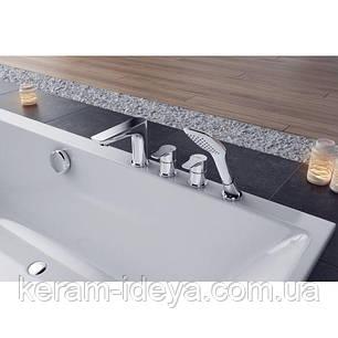 Смеситель для ванны Excellent Oxalia AREX.9033CR, фото 2