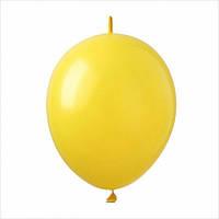 """Шар линколун Link 12"""" Желтый (yellow) 1 шт."""
