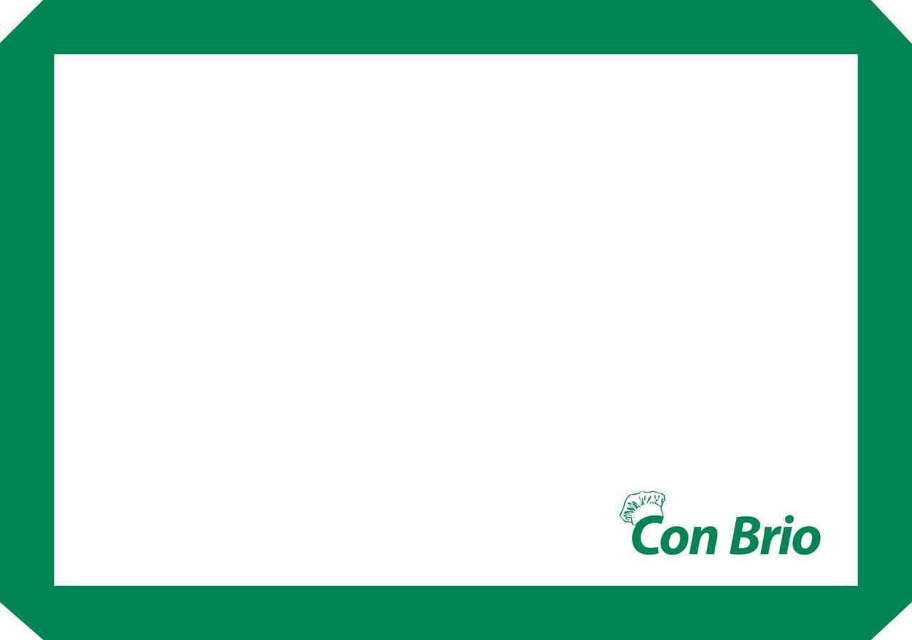 Силіконовий килимок 29,5х42см Con Brio CB-678