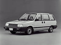 Лобовое стекло Nissan Prairie M10 (1982-1988), фото 1