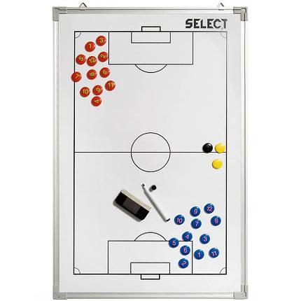 Тактическая доска SELECT Wall Tactic Board - Football 60x90, фото 2
