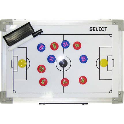 Тактическая доска SELECT Tactic Board - Football 60x45, фото 2