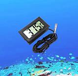 Термометр цифровий з виносним датчиком, фото 3