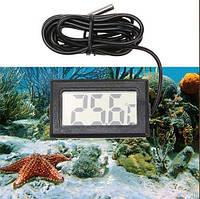 Термометр цифровой с выносным датчиком, фото 1