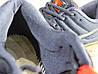 Кроссовки мужские синие Nike air max 2017 сетка реплика, фото 5