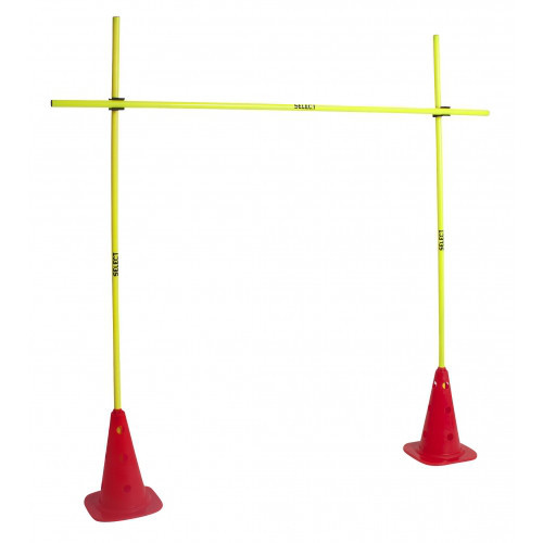 Тренировочный набор SELECT MULTI-TRAINER SET (2 конуса, 2 жердины, 2 держателя жердины)