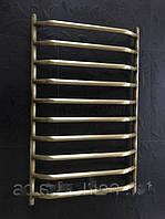 Бронзовый полотенцесушитель 600*1000 Ольха 10П латунь АЗОЦМ , фото 1