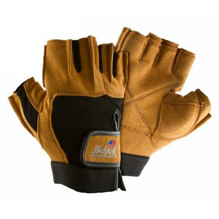 Перчатки для бодибилдинга SCHIEK Power Lifting Gloves 415 S, фото 2