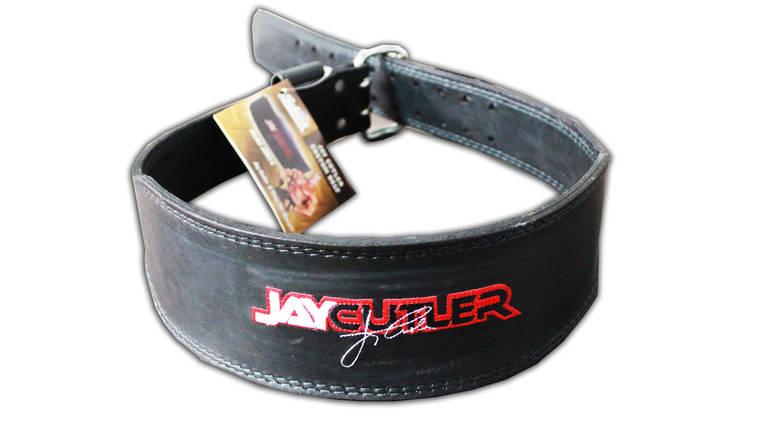 Пояс атлетический кожаный SCHIEK J2014 Jay Cutler Custom Belt J2014, фото 2