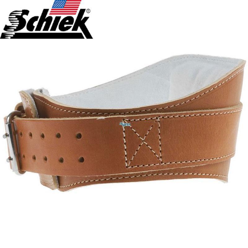 Пояс кожаный SCHIEK Power Leather Contour Belt 2006L (15 см)