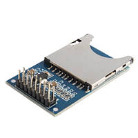 Arduino Картридер SD SDHC Card модуль слот Reader ARM MCU microSD MMC miniSD с функциями чтения и записи SD-Mo