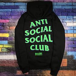 Толстовка RSVP Gallery x Anti Social Social Club Capsule | Худи ASSC | Кенгуру АССЦ