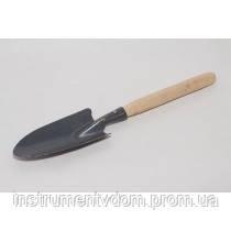 Лопатка садовая с ручкой