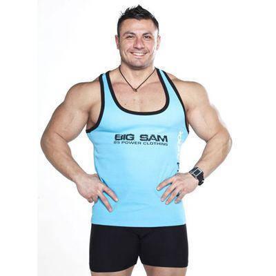 Майка для фитнеса Big Sam 2070, фото 2