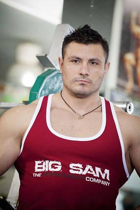Майка спортивная Big Sam 2075, фото 2