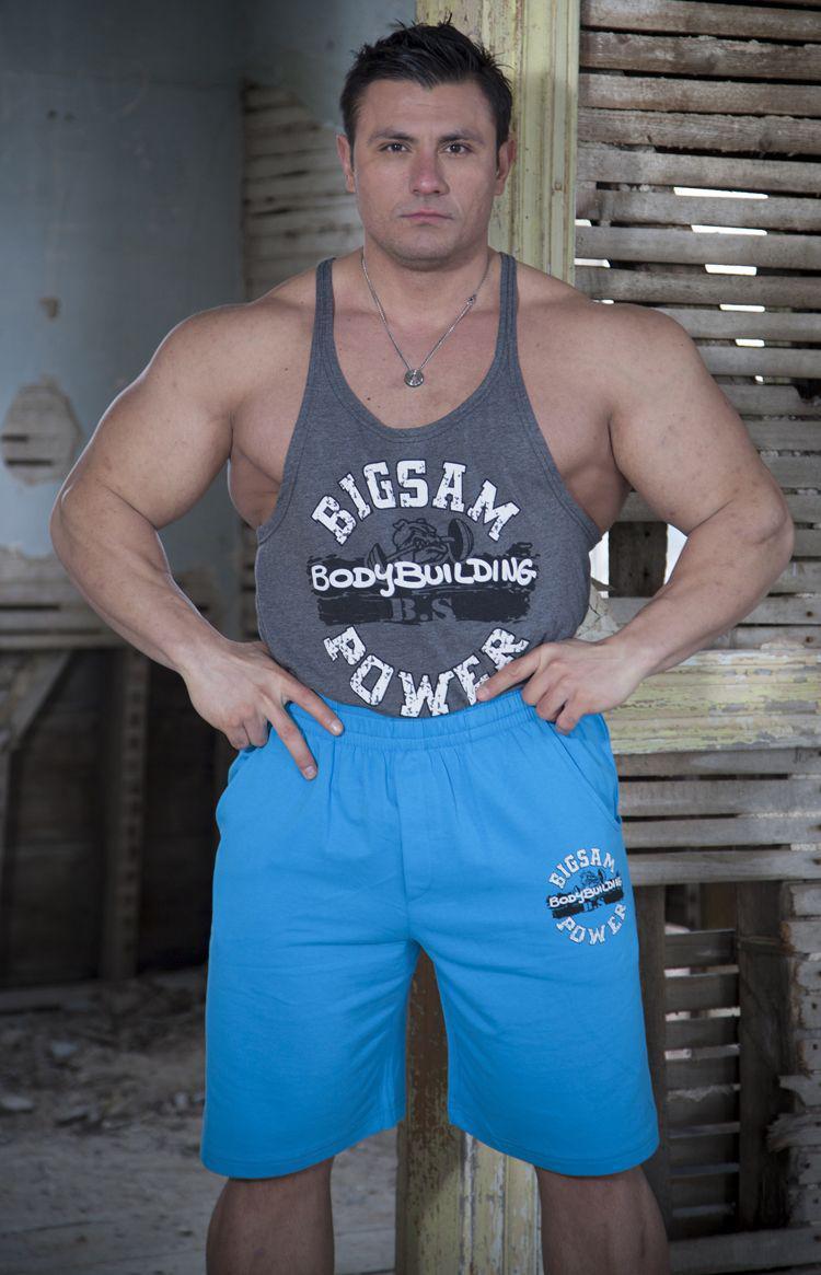 Майка для бодибилдинга Big Sam 2199