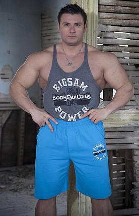 Майка для бодибилдинга Big Sam 2199, фото 2