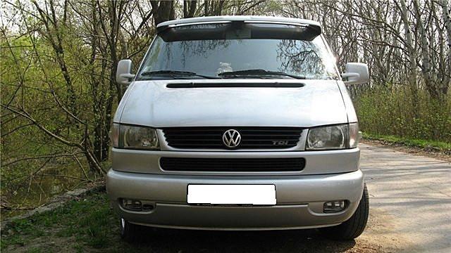 Козырек Volkswagen Т4 (90-03) /стелопласт, на клей