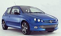 Лобовое стекло Peugeot 206 (1998-2010), фото 1