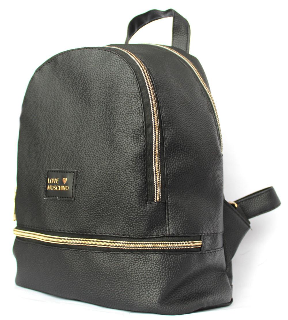 c4b98db7863f Жіночий рюкзак чорного кольору стильний і якісний (Р-43ч): продажа ...