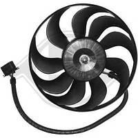 Вентилятор радиатора Skoda Fabia, Octavia Tour 1J0959455M