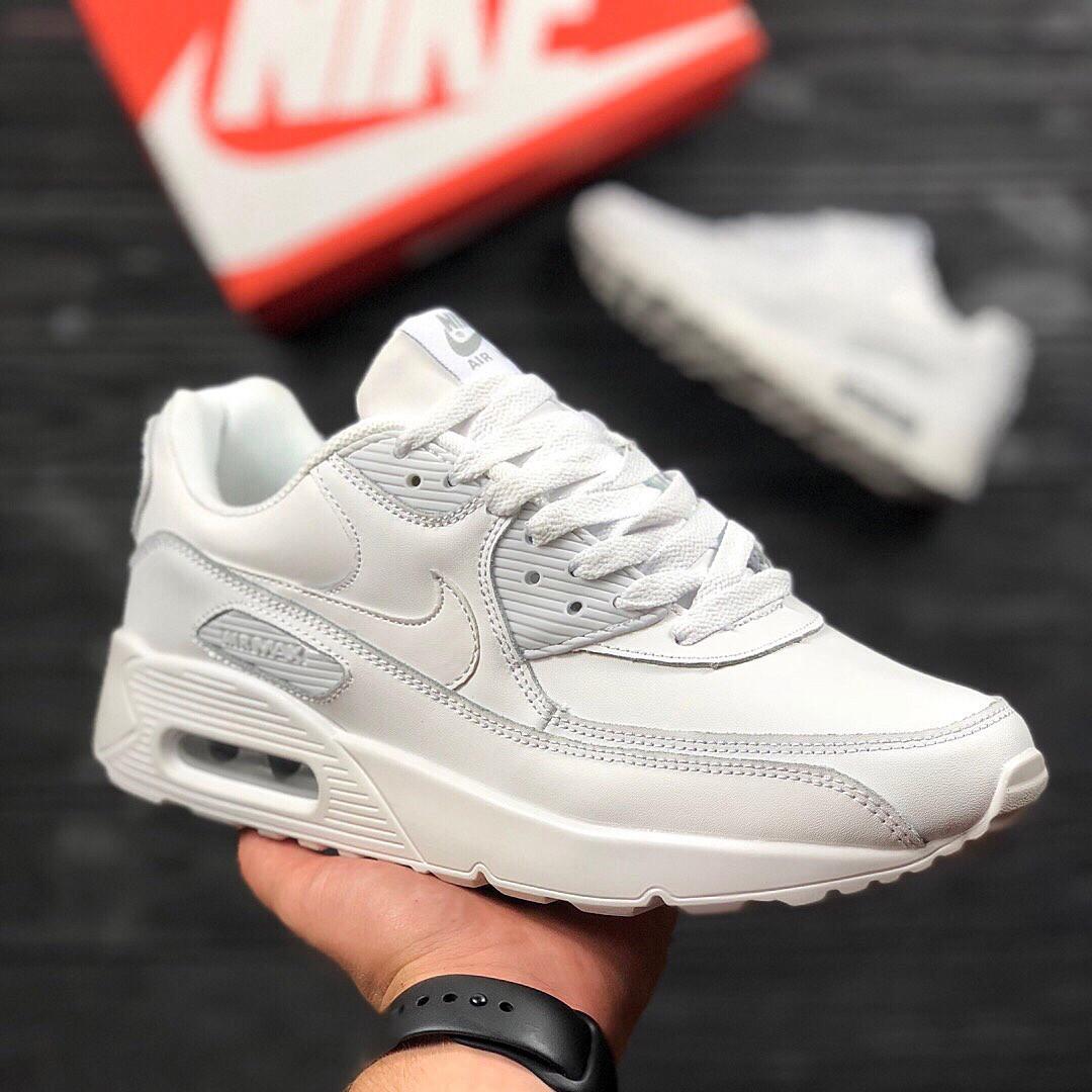 Купить Мужские кроссовки Nike Air Max White 46 864754938 по цене 948 ... fc818eab886