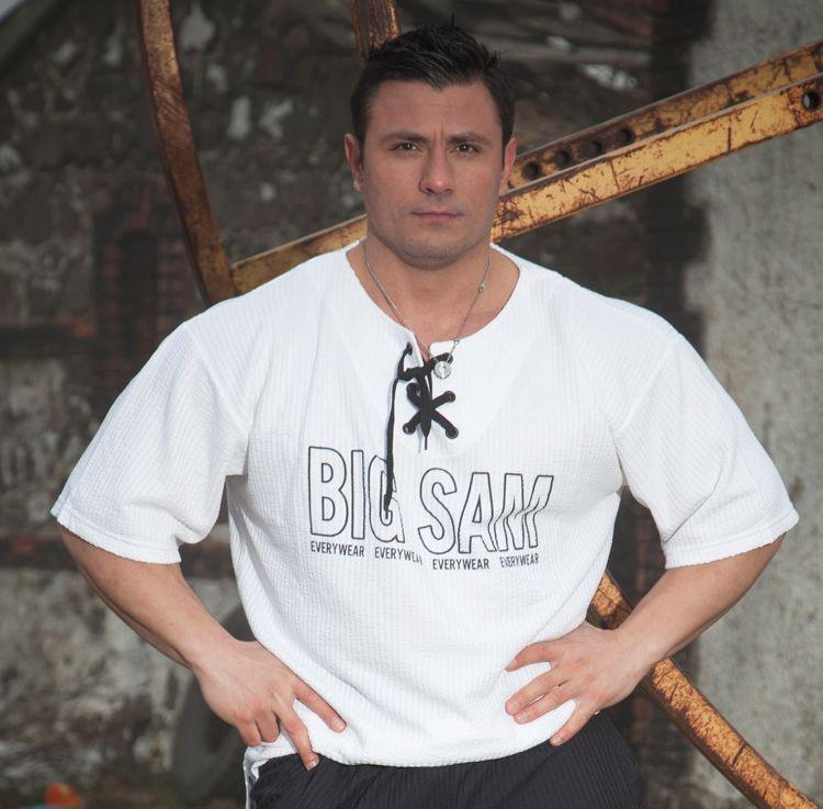 Футболка Big Sam 3131