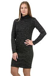 """Сукня-гольф """"Monika"""",чорний, розмір S-XXL"""