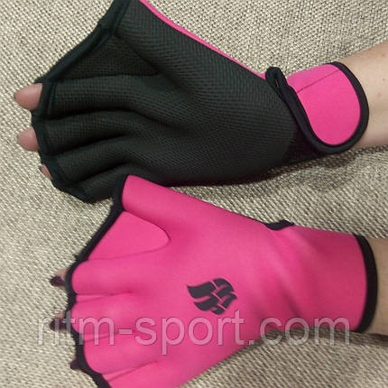 Перчатки для аквааэробики (аквафитнеса), фото 2