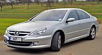 Лобовое стекло Peugeot 607 (2000-2010), фото 1