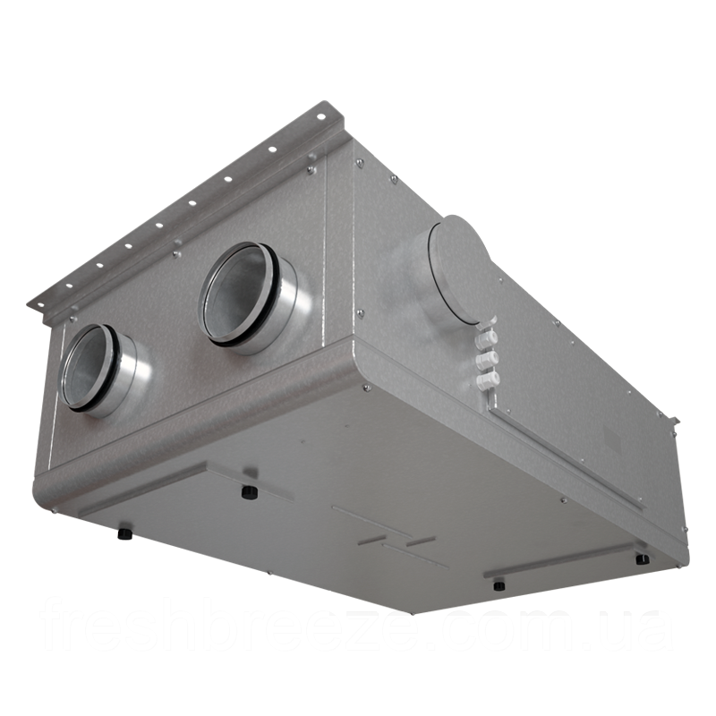 Приточно-вытяжная установка с рекуперацией тепла Вентс ВУТР 350 П2 ЕС А18