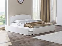 Кровать двухспальная с ящиком для белья, фото 1