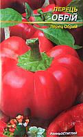 Семена Перец  Обрий красный сладкий - 0,2 г  ТМ Весна