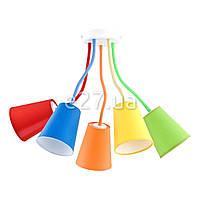 Люстра TK Lighting 2107 Wire Colour