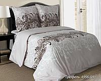 Ткань для постельного белья, 100% хлопок Трюфель