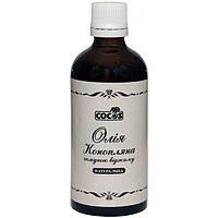 Косметическое масло Cocos Конопляное натуральное холодного отжима 50 мл