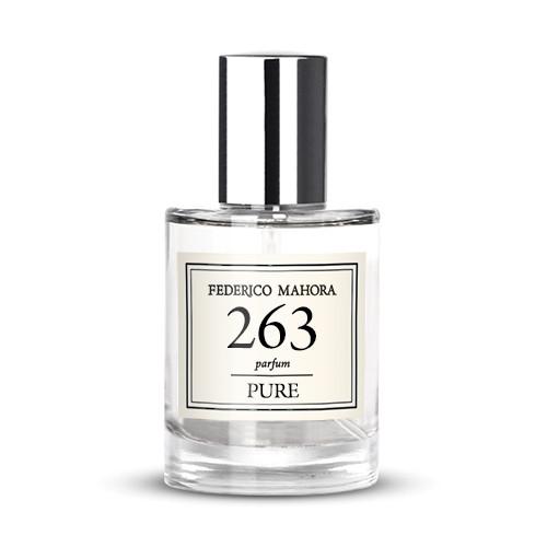 Fm Pure 263 духи для женщин аромат Gabriela Sabatini габриэла