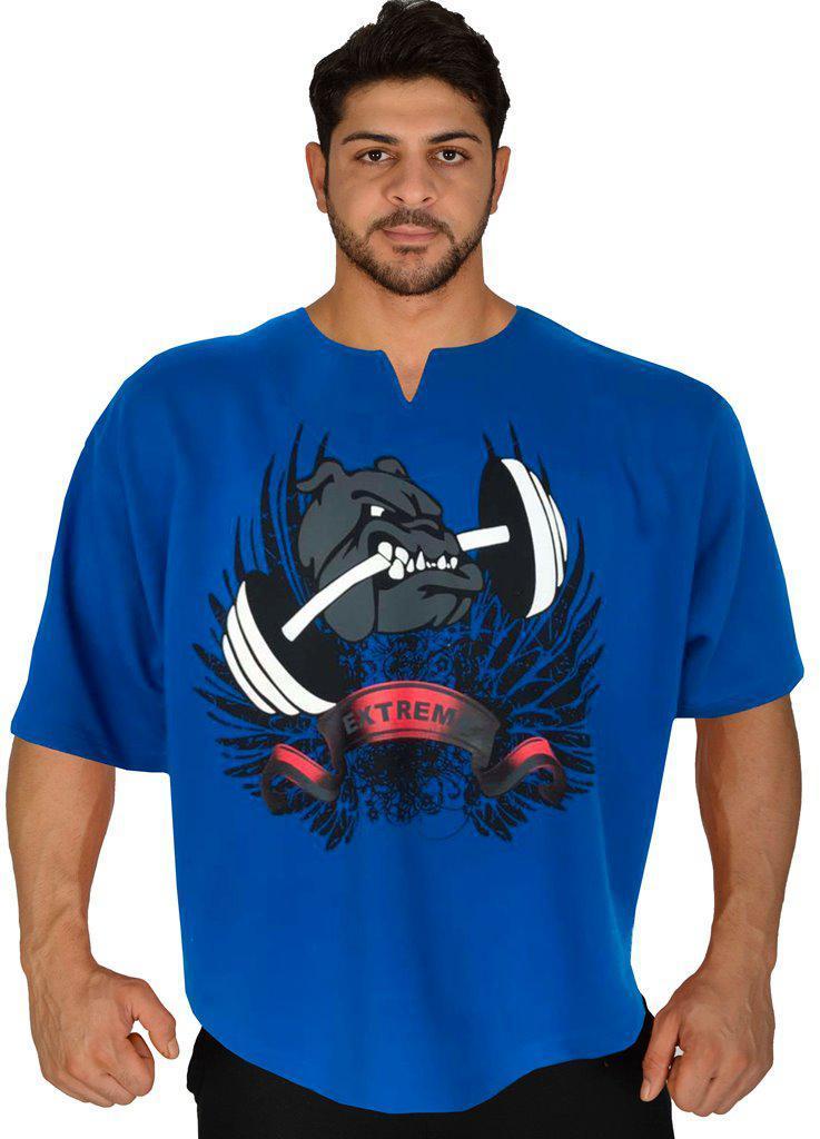 Топ-футболка Big Sam 3209