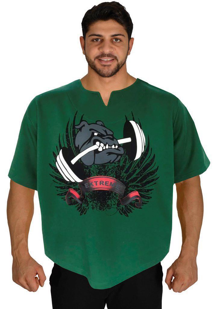 Топ-футболка Big Sam 3210